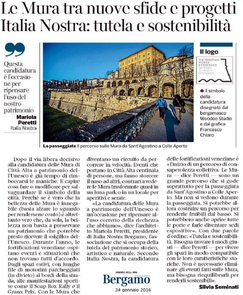 160124 mura e italia nostra -corsera