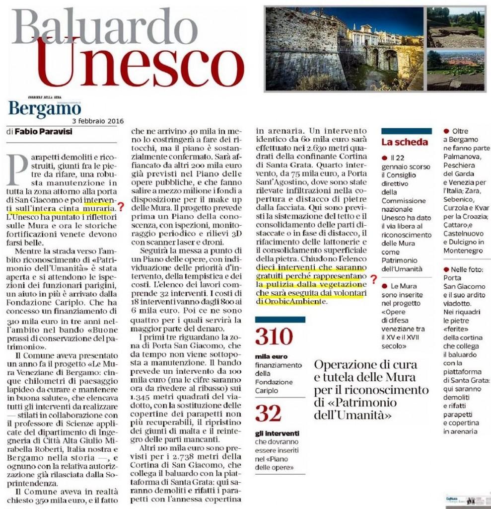 160203 baluardo Unesco -corsera