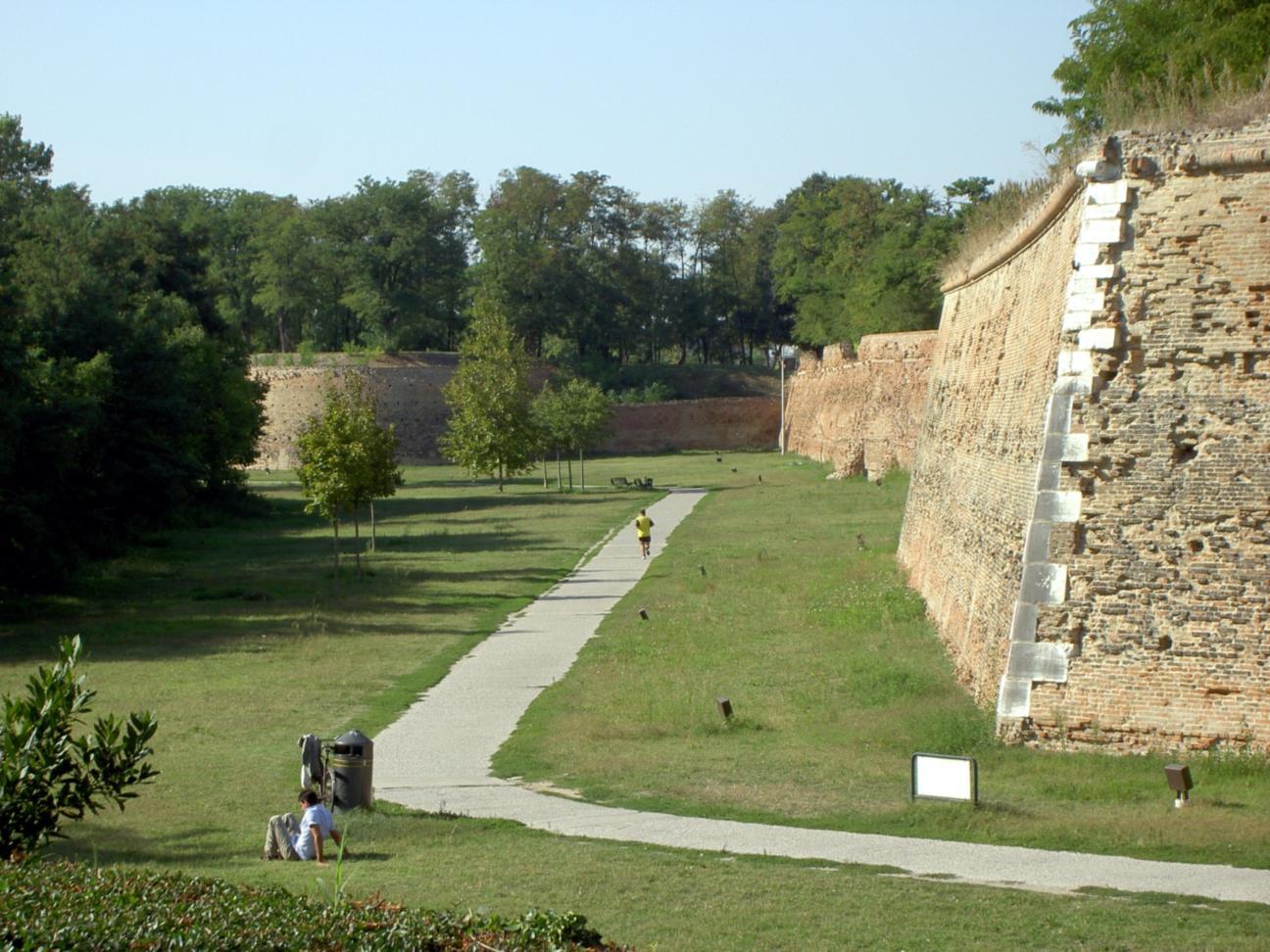 mura di Ferrara 2
