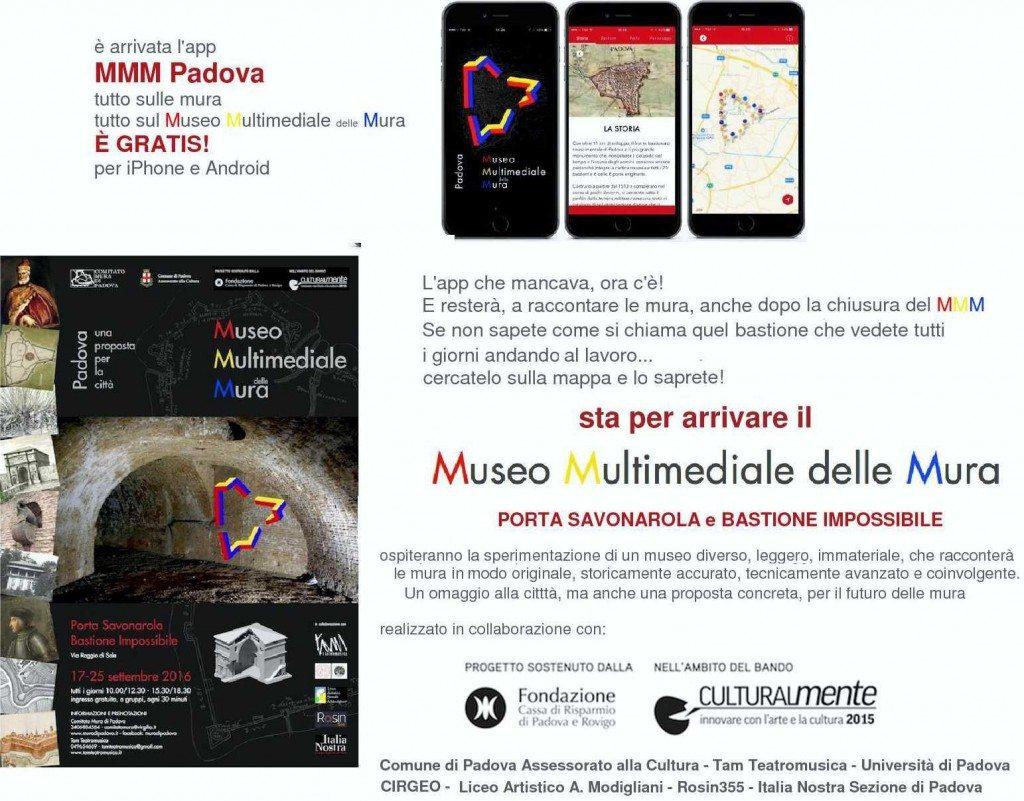 Mura Padova app