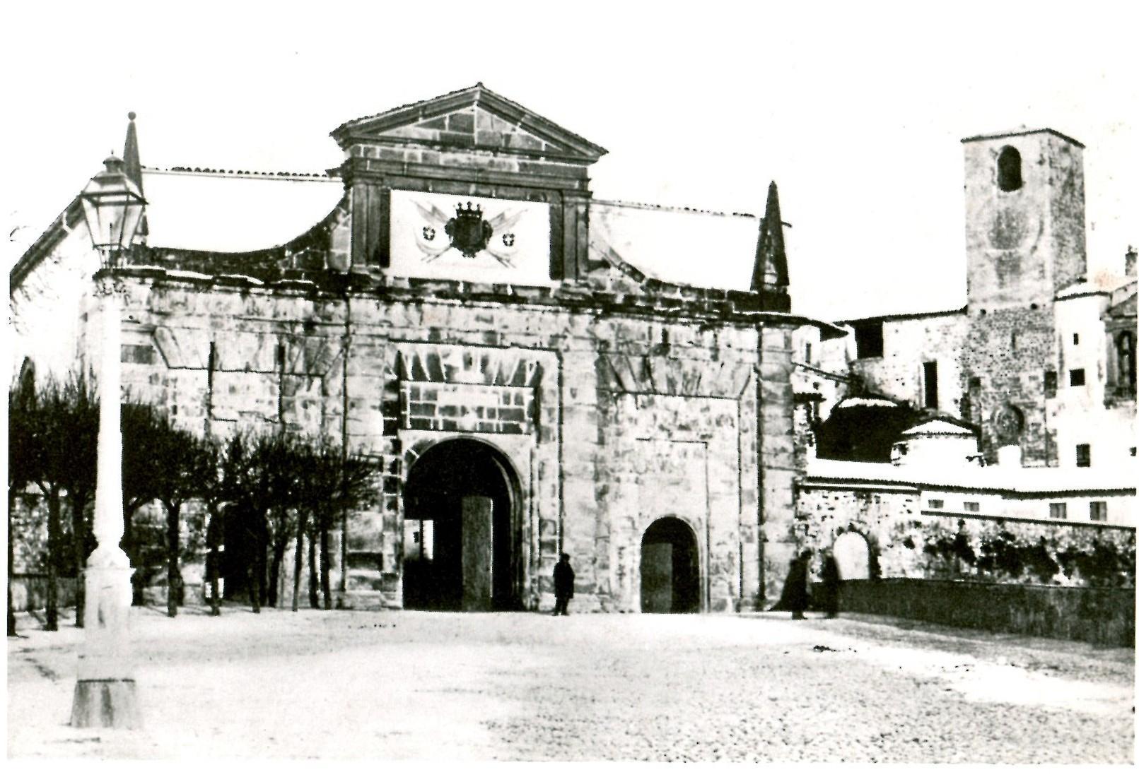 1885 mura - porta sAgostino