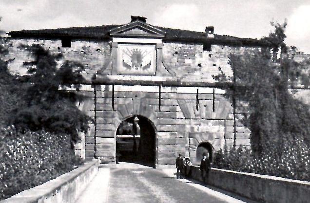1911 Mura - porta sAlessandro