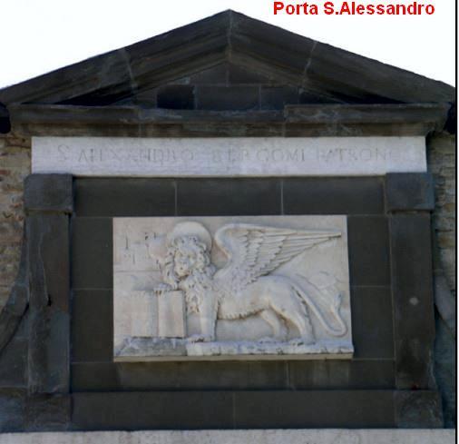 leone alato porta sant_alessandro