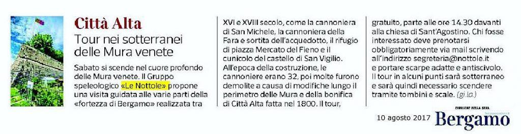170810 tour delle mura -nottole -corsera