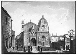 Santa Maria Maggiore 1840