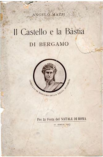 Il Castello e la bastia - Mazzi - 1913