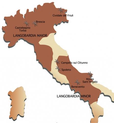 Longobardi - italia